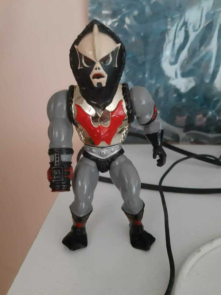 Hurricane hordak /masters of the universe '80