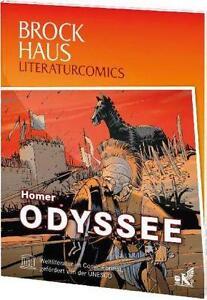 Brockhaus Literaturcomics Odyssee von Homer NEU OVP Comic Comix