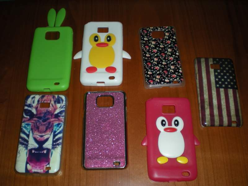 Cover per samsung s2 (n. 7)