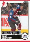 Erik Johnson Hockey Trading Cards