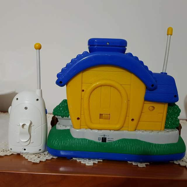 Chicco Baby Control Dreams' House 4