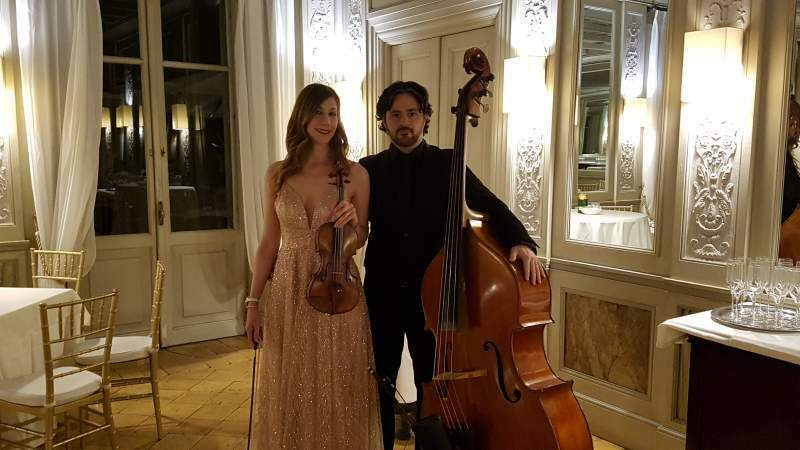 Quartetto per matrimoni frosinone 2