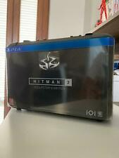 HITMAN 2 Collector's Edition PS4 NUOVA SIGILLATA