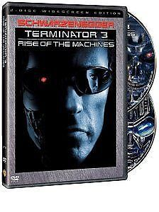 Terminator 3: Rise of the Machines (DVD,...
