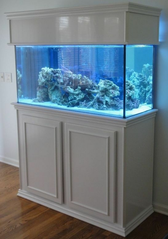Diy fish tank stand ebay for Fish tank table stand