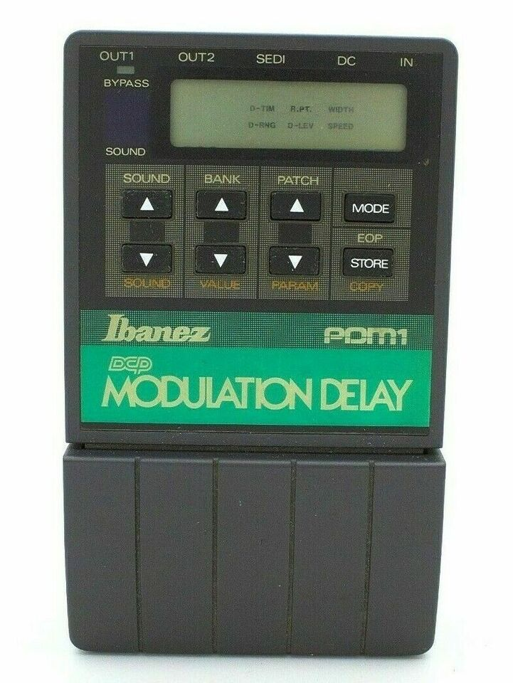 Pedaliera Ibanez PDM1