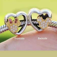 PANDORA DISNEY 796463cz Amore Mickey e Minnie