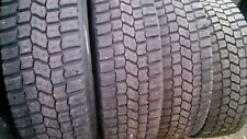 Kit di 4 gomme usate 9/22.5 Uniroyal
