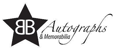 BB Autographs Ltd