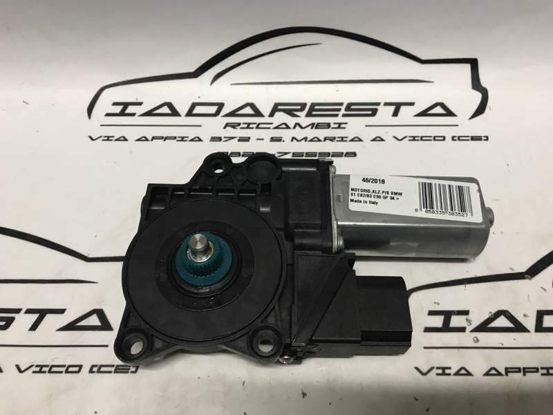 Motorino Alzavetro Post BMW Serie 1 E87 - 3 E90 67626927025