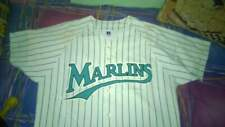 Maglia da Baseball Marlins by Russell Athletic