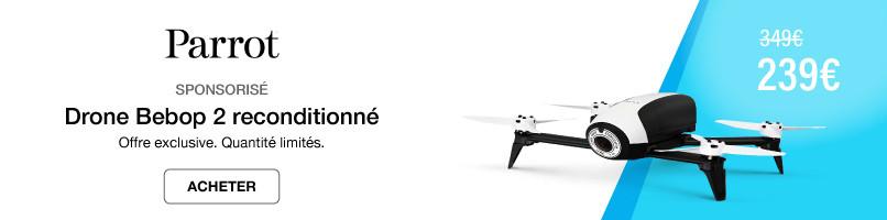 Jusquà -35 % sur les drones