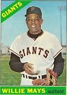 Topps Willie Mays Original Baseball Cards