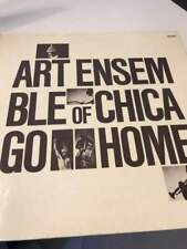 LP Musica jazz Art Ensemble of Chicago - Go home