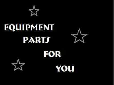 Equipment Parts For You