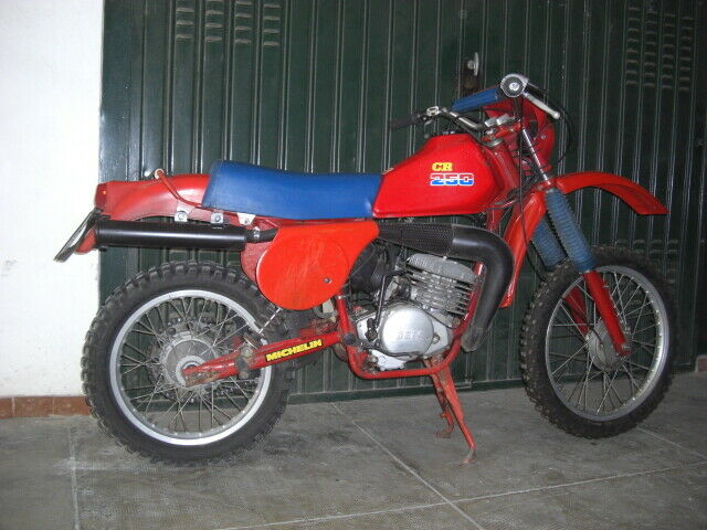 Beta gs 250 storica no ktm ,ancillotti, swm,