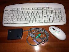 Tastiera e Mouse LOGITECH senza fili PERFETTA