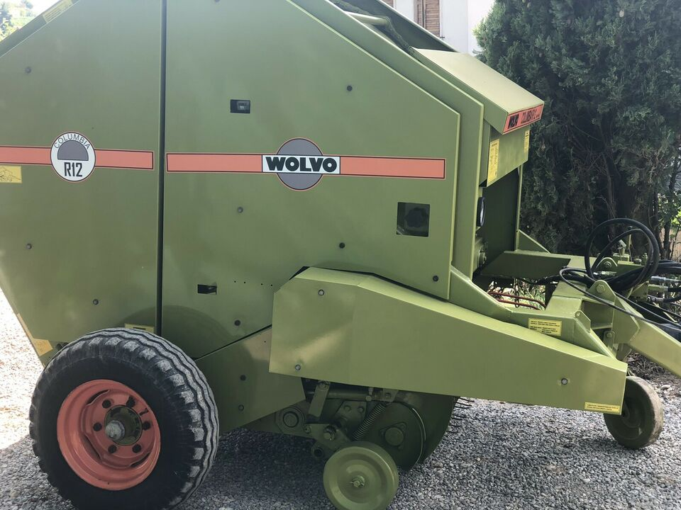 Imballatrice wolvo columbia r12 a spago 5