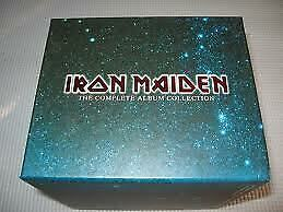 Iron Maiden The Complete Album Collection Box...