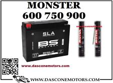 Batteria Ducati Monster Nuova 600 750 900 SLA BB16AL-A2