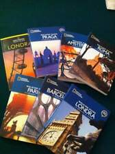 "Guide BARCELLONA LONDRA e ROMA della ""National Geographic"""
