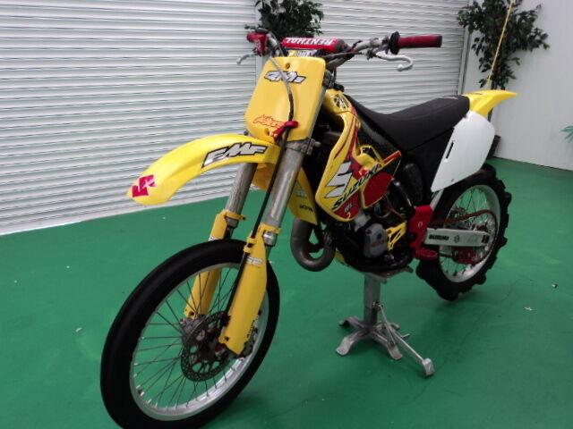 1999 suzuki rm125x moto cross runs looks great no reserve used suzuki rm for sale in los. Black Bedroom Furniture Sets. Home Design Ideas