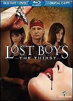 LOST BOYS: THE THIRST NEW BLU-RAY/DVD