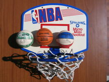 Spalding NBA Micro Mini Shootout Basketball Vintage