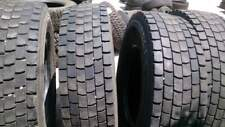 Kit di 4 gomme usate 315/80/22.5 MICHELIN