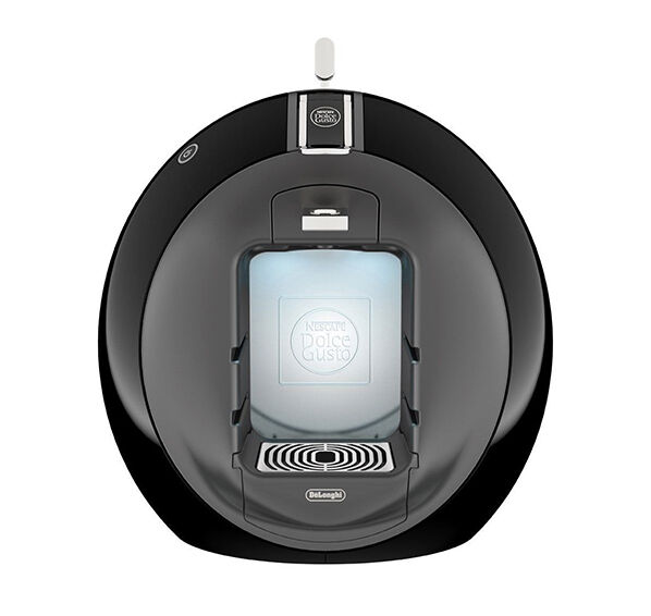 delonghi circolo edg 600 b vs nescafe dolce gusto piccolo ebay. Black Bedroom Furniture Sets. Home Design Ideas