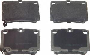 Disc-Brake-Pad-ThermoQuiet-Rear-Wagner-MX733-fits-97-08-Mitsubishi-Montero-Sport