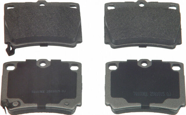 Disc Brake Pad-ThermoQuiet Rear Wagner MX733 fits 97-08 Mitsubishi Montero Sport