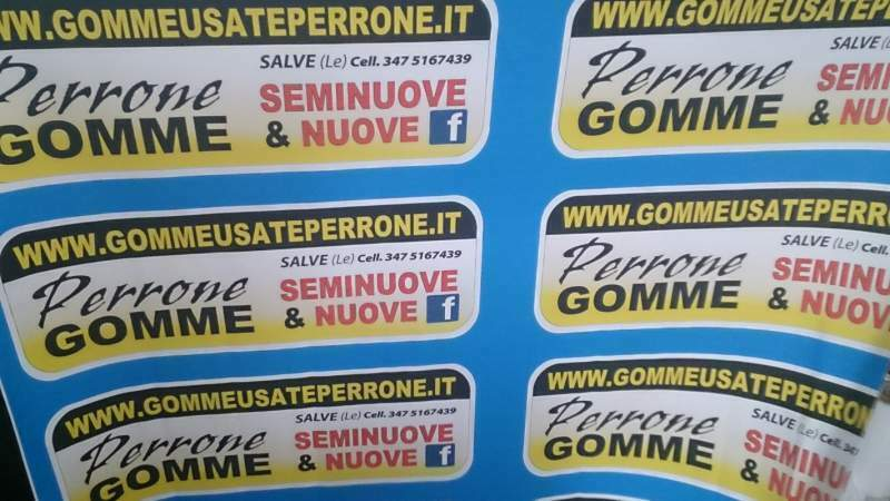 Kit di 4 gomme usate 235/65/17 Toyo 2
