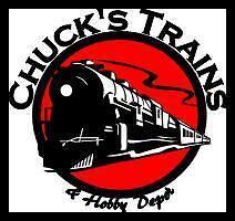 CHUCK'S TRAINS