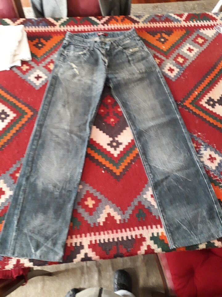 Coppia Blue Jeans Energie-Indian