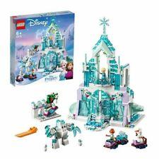 LEGO Disney La regina delle nevi 43172 Il palazzo del ghiaccio magico