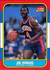 Joe Dumars Basketball Trading Cards