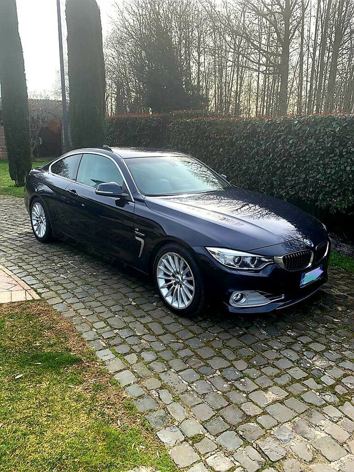 Bmw serie 4 coupé 435d F36 Msport