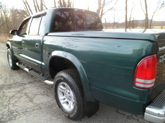 2001 dodge dakota 4 door quad cab ebay. Black Bedroom Furniture Sets. Home Design Ideas