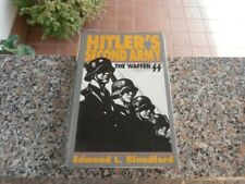 Hitler's second army - the waffen ss - Edmund L, Blandford