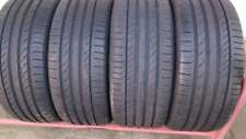 Kit di 4 gomme usate 255/55/19 Continental