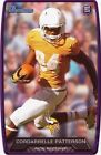 Bowman Cordarrelle Patterson 2013 Football Trading Cards