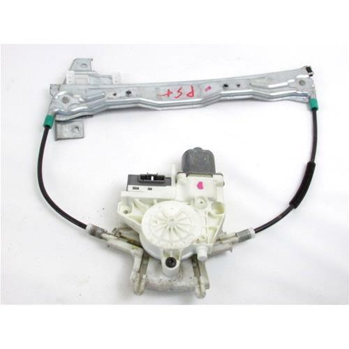 922386 motorino meccanismo alza-vetro alzacristallo porta posteriore s 2