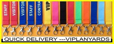VIP LANYARDS