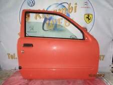 Fiat 600 sportello dx color salmone (ag)