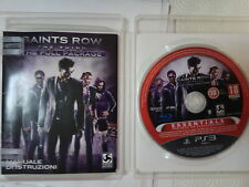 Sony Playstation 3 PS3 Saints Row pal ita