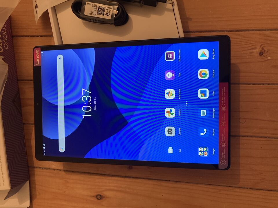 Tablet lenovo MD10 HD wifi/cellulare nuovo