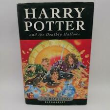Rowling harry potter and the deathly hallowd