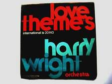 45 giri del 1974-Harry Wright orchestra-Love's theme
