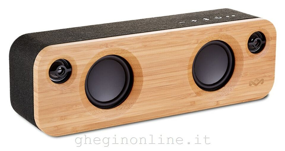 The House Of Marley Get Together Mini, 1,91 cm, 6,35 cm, 24 W, 80 - 20